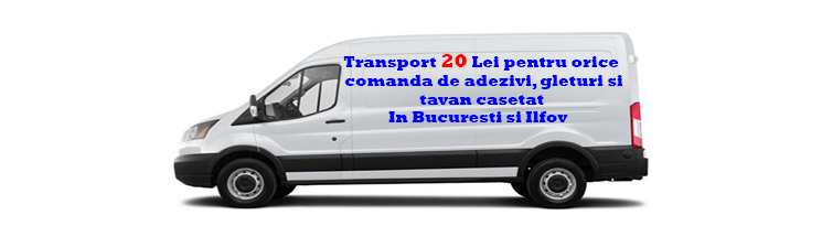 trensport 20 de lei