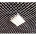 Tavan casetat metalic tip grila 100x100 mm