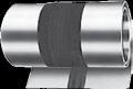 Banda dilatare zincata L= 6 ml