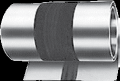 Banda dilatare zincata L=3 ml