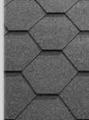 Sindrila bituminoasa hexagonala gri Classic KL